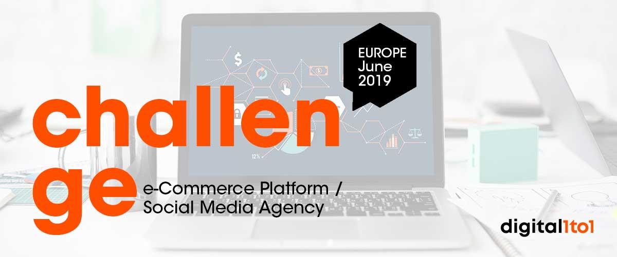 challenge europe ecommerce platform
