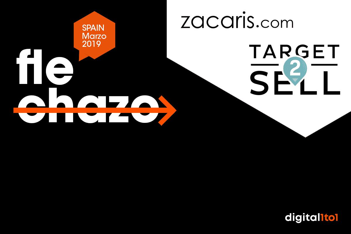 flechazo zacaris target2sell