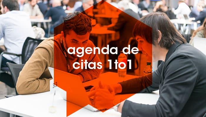 agenda citas 1to1