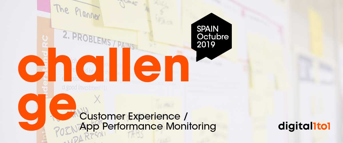 challenge customer experience app performance monitoring