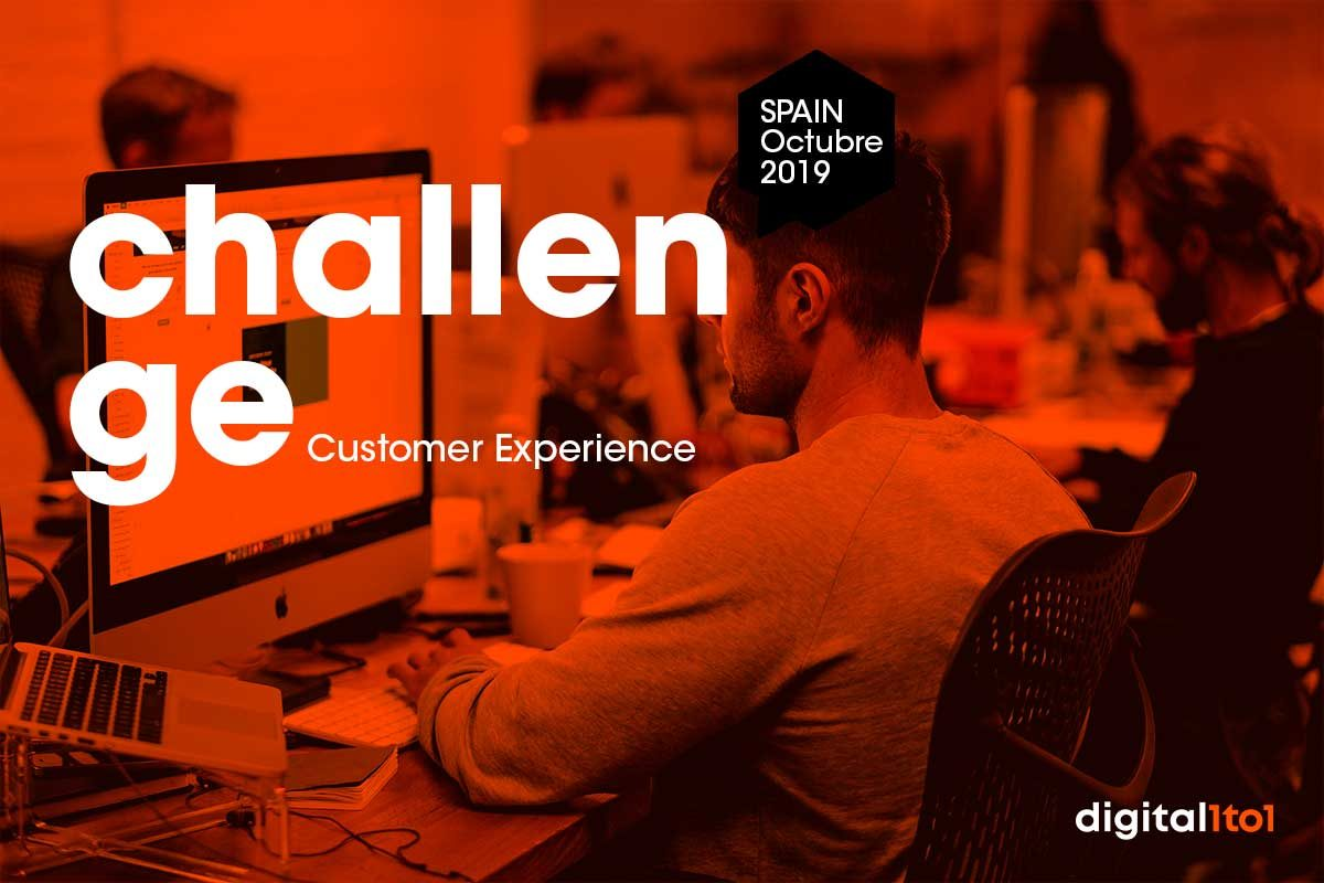 challenge customer experienice
