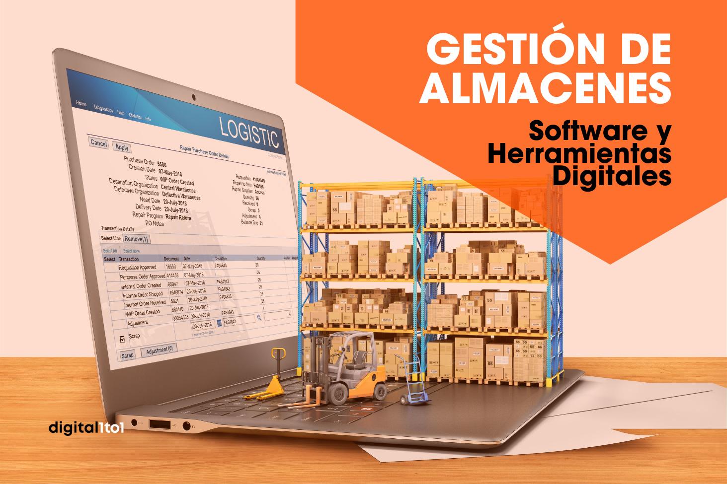 sistemas gestion almacenes