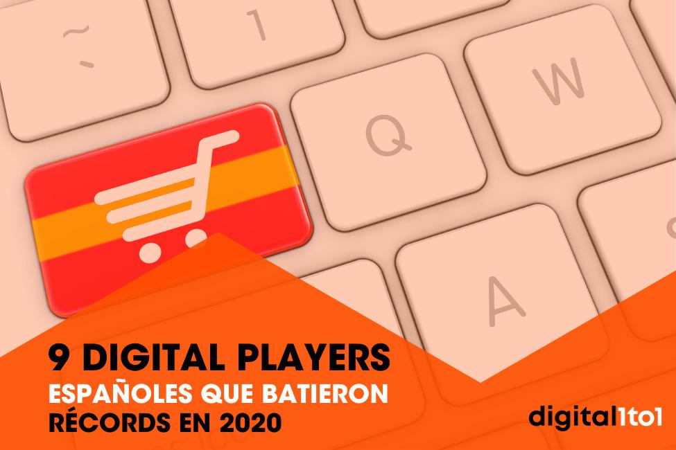 9 digital players espanoles que batieron records en 2020